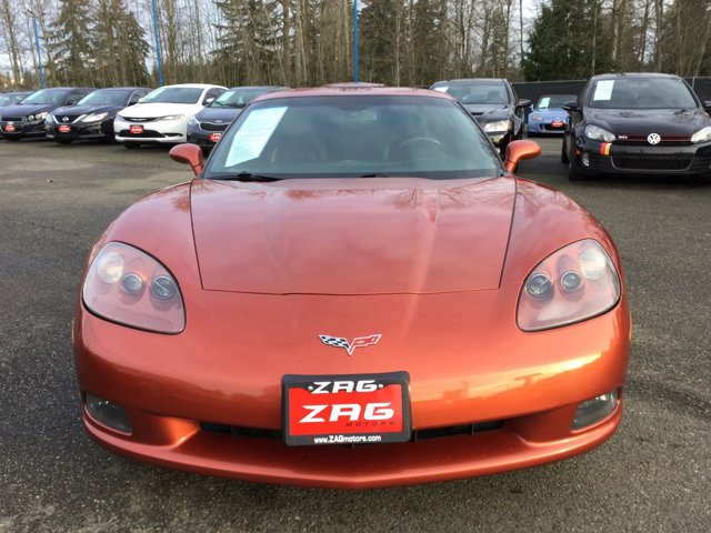 Used 2006 Chevrolet Corvette 2dr Cpe
