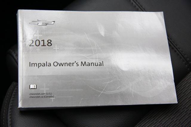 2018 Chevrolet Impala for sale 123351 19
