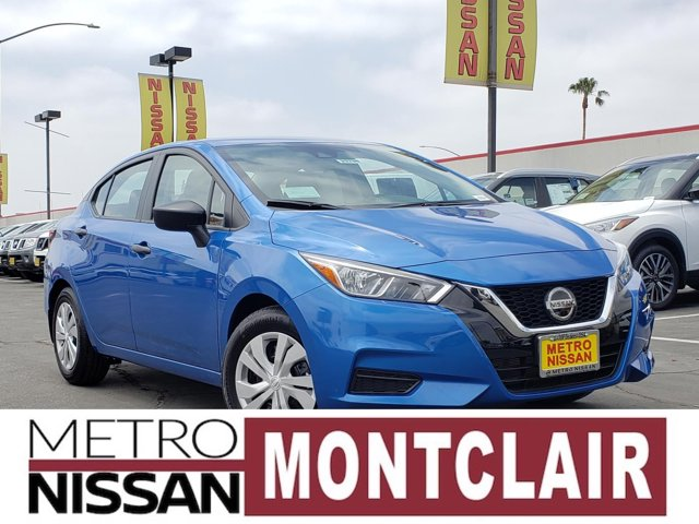 2021 Nissan Versa S S CVT Regular Unleaded I-4 1.6 L/98 [19]