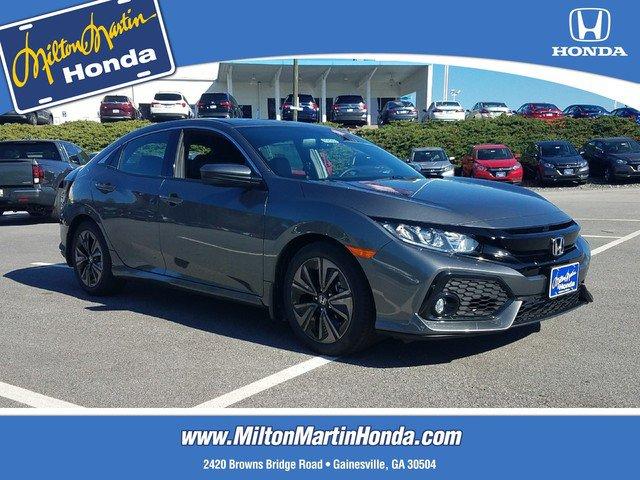 New 2018 Honda Civic Hatchback in Gainesville, GA