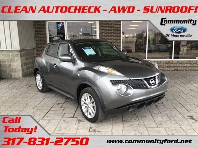 Used 2012 Nissan JUKE in Bloomington, IN