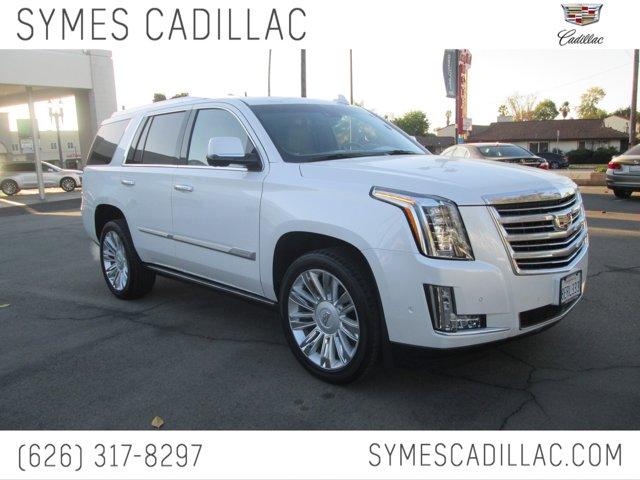 2018 Cadillac Escalade Platinum 4WD 4dr Platinum Gas V8 6.2L/376 [10]