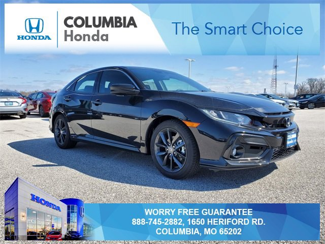 New 2020 Honda Civic Hatchback in Columbia, MO