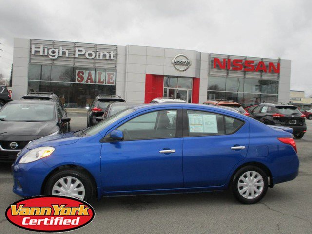 Used 2014 Nissan Versa in High Point, NC