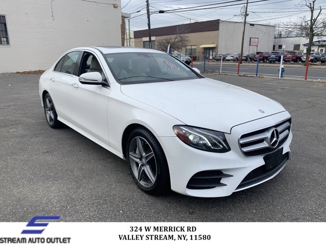 Used 2017 Mercedes-Benz E-Class in Valley Stream, NY