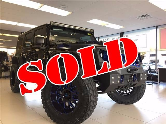 New 2017 Jeep Wrangler Unlimited in Ocean Township, NJ