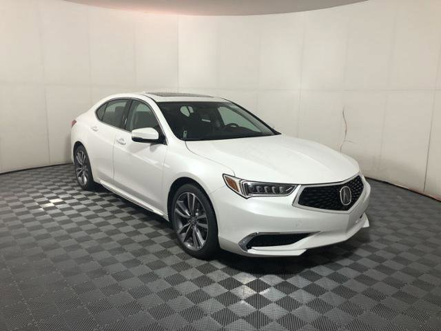 New 2020 Acura TLX in Greenwood, IN
