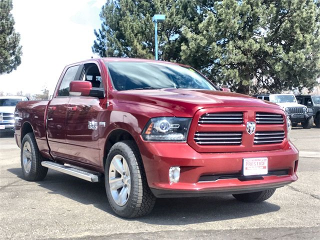 Used 2014 Ram 1500 in Fort Collins, CO