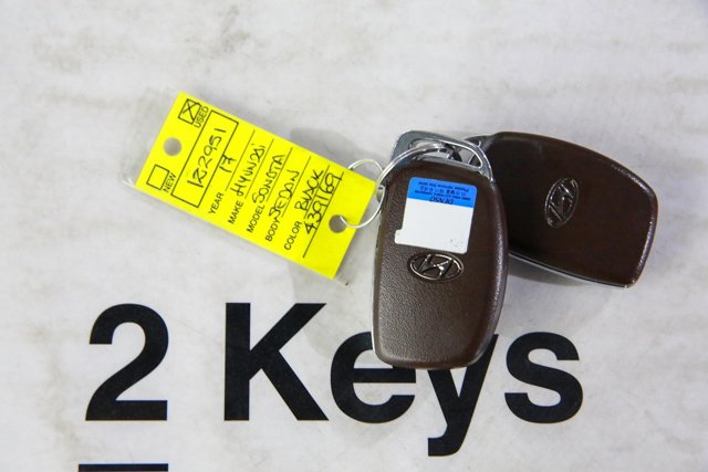2017 Hyundai Sonata for sale 122951 20