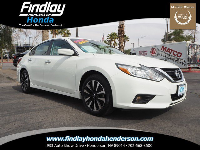Used 2018 Nissan Altima in Las Vegas, NV