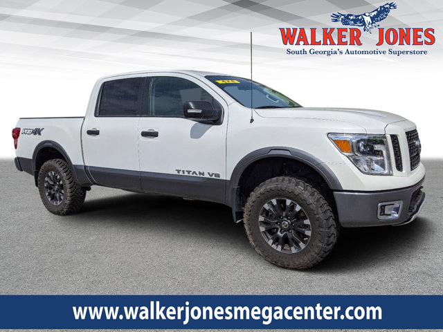 Used 2019 Nissan Titan in Waycross, GA