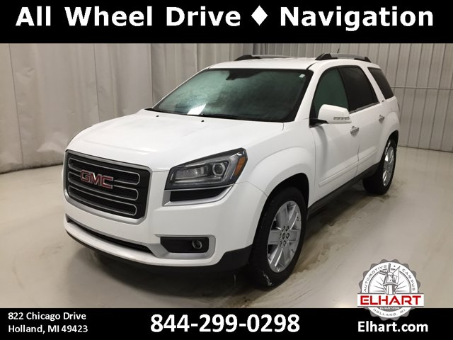 Used 2017 GMC Acadia Limited in Holland, MI