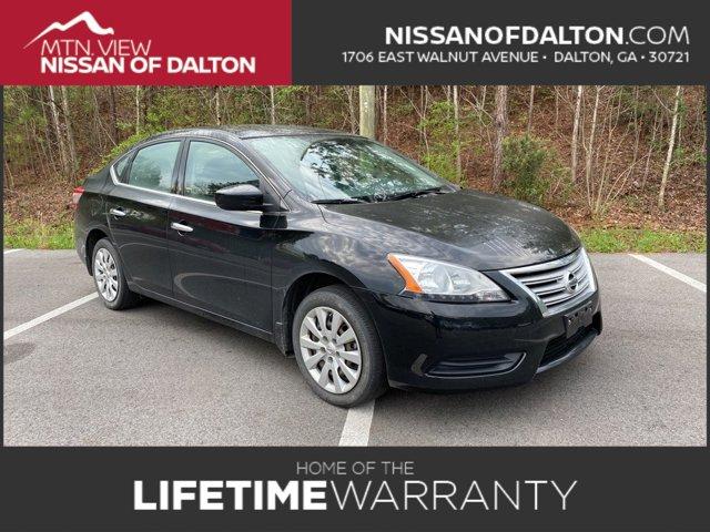 Used 2015 Nissan Sentra in Dalton, GA