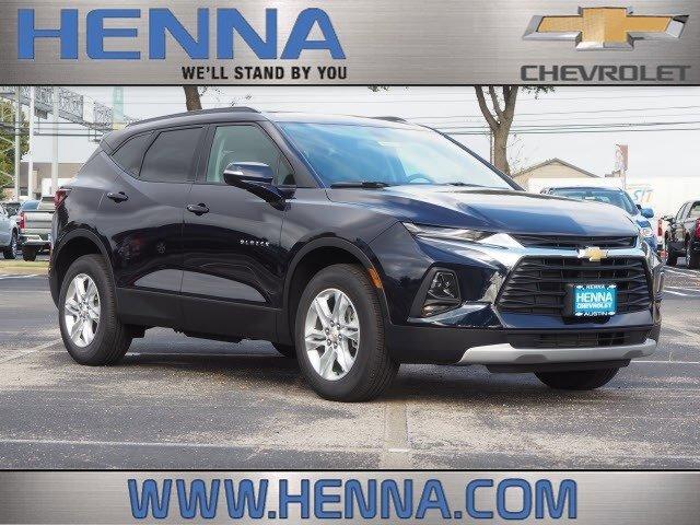 New 2020 Chevrolet Blazer in Austin, TX