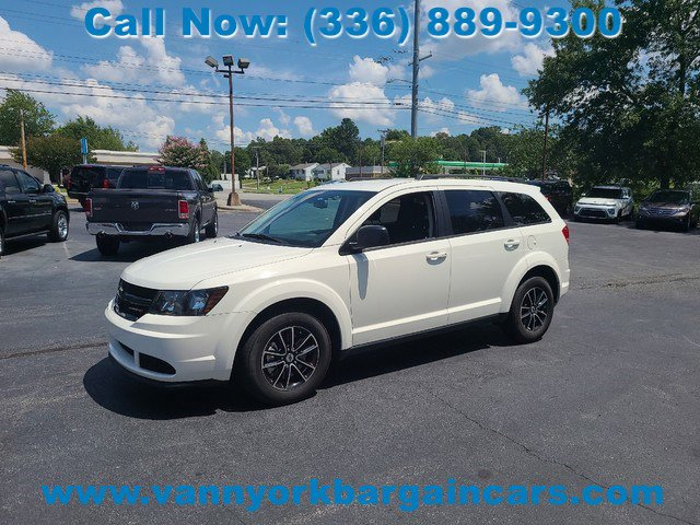 Used 2018 Dodge Journey in High Point, NC