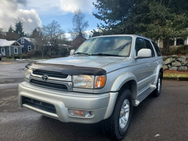 Used 2002 Toyota 4Runner 4dr Limited 3.4L Auto 4WD