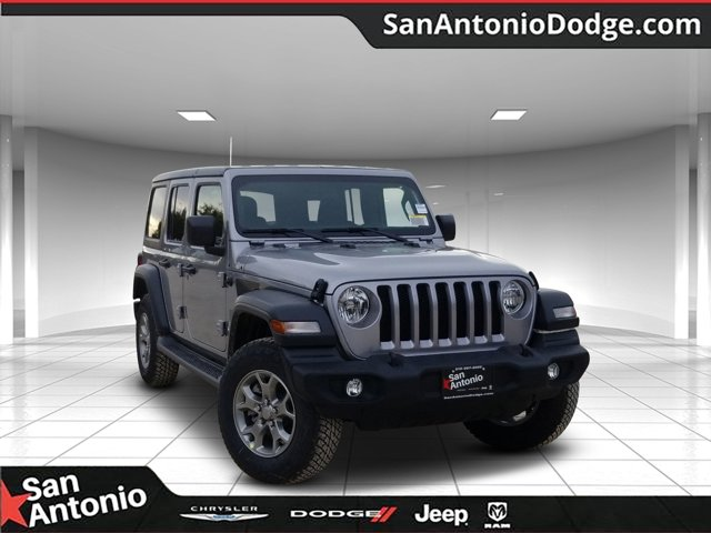 2020 Jeep Wrangler Unlimited Freedom