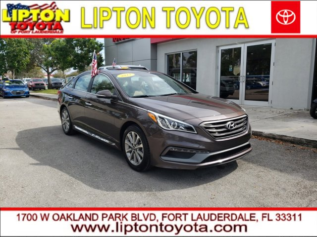 Used 2017 Hyundai Sonata in Ft. Lauderdale, FL