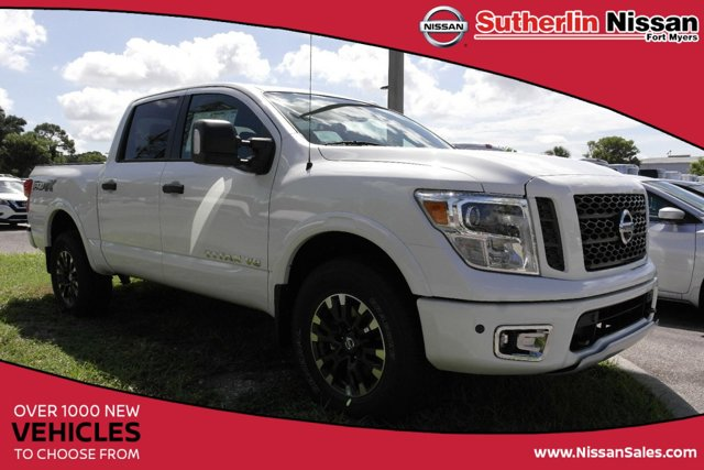 New 2019 Nissan Titan in Fort Myers, FL