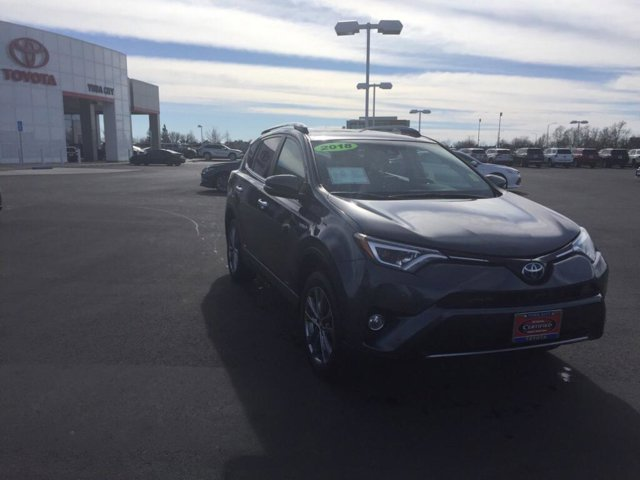 Used 2018 Toyota RAV4 Hybrid in Yuba City, CA