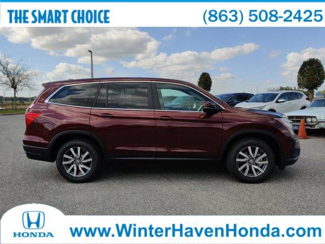 New 2020 Honda Pilot in Winter Haven, FL