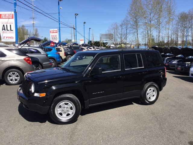 Used 2013 Jeep Patriot FWD 4dr Sport