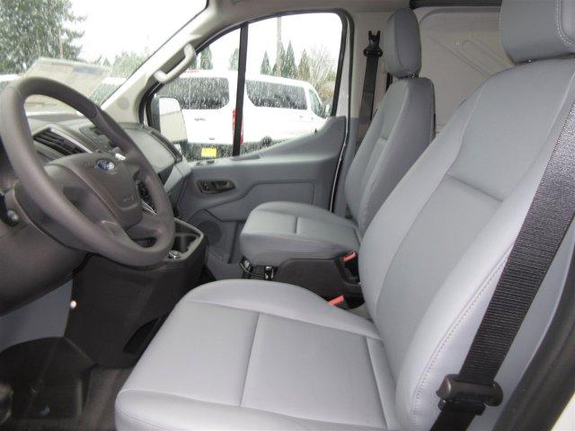 New 2017 Ford Transit Van T-150 130 Low Rf 8600 GVWR Sliding RH Dr
