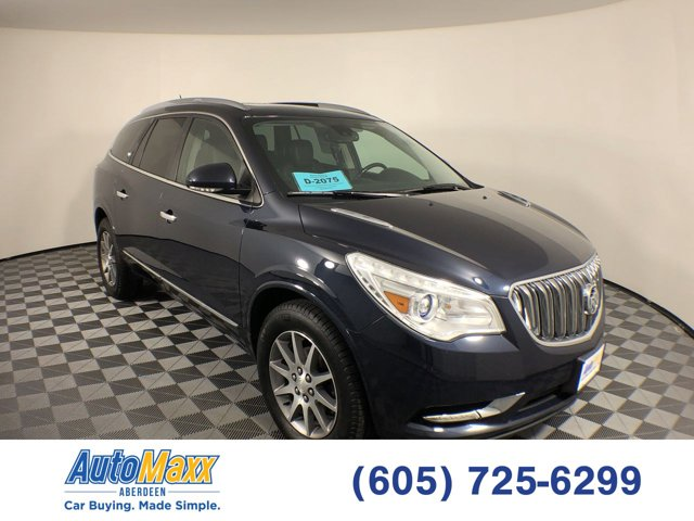 Used 2017 Buick Enclave in Lemmon, SD