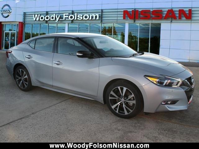 New 2017 Nissan Maxima in Vidalia, GA