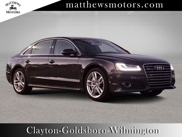Used 2016 Audi A8 L in Clayton , NC