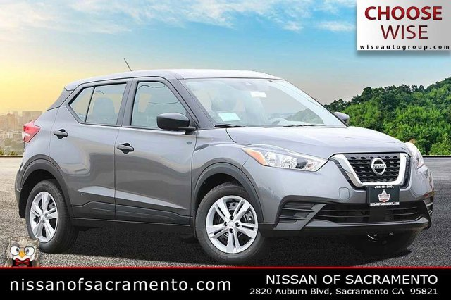 2020 Nissan Kicks S S FWD Regular Unleaded I-4 1.6 L/98 [16]
