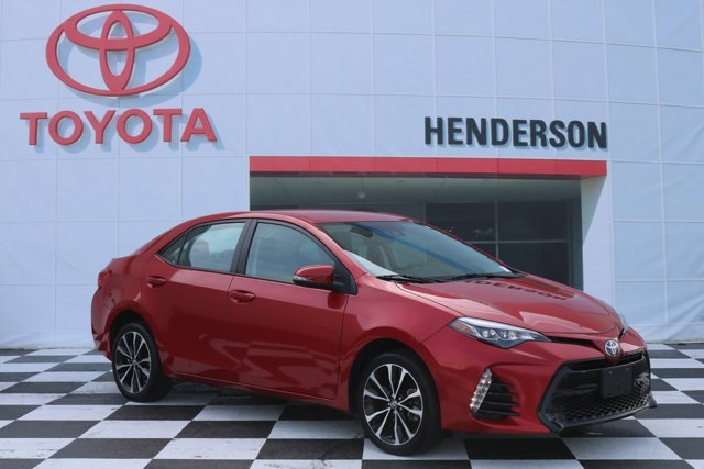 Used 2017 Toyota Corolla in Henderson, NC