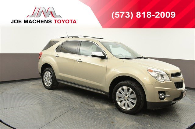 Used 2011 Chevrolet Equinox in Columbia, MO