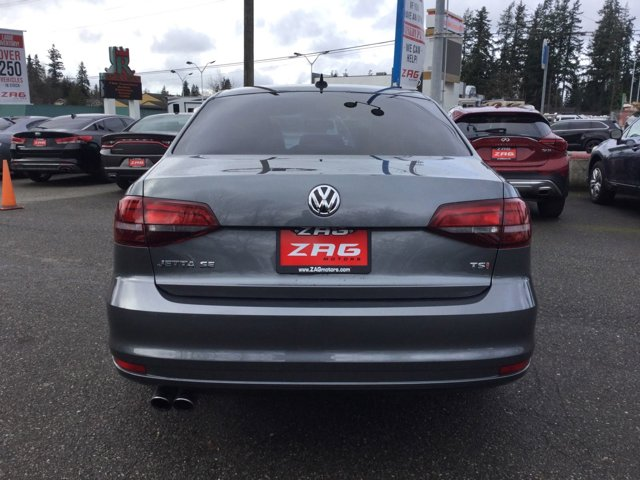 Used 2016 Volkswagen Jetta Sedan 4dr Auto 1.4T SE w-Connectivity