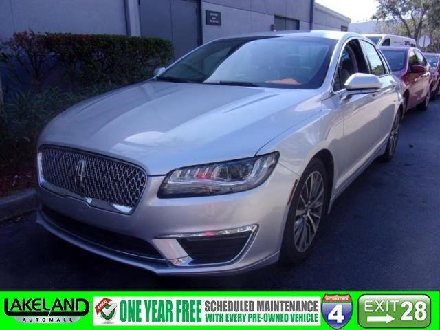 Used 2017 Lincoln MKZ in ,