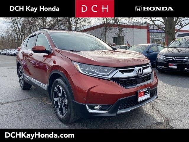 Used 2018 Honda CR-V in Eatontown, NJ