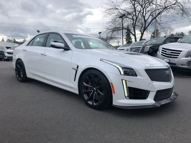 2019 Cadillac CTS-V Sedan 4dr Sdn