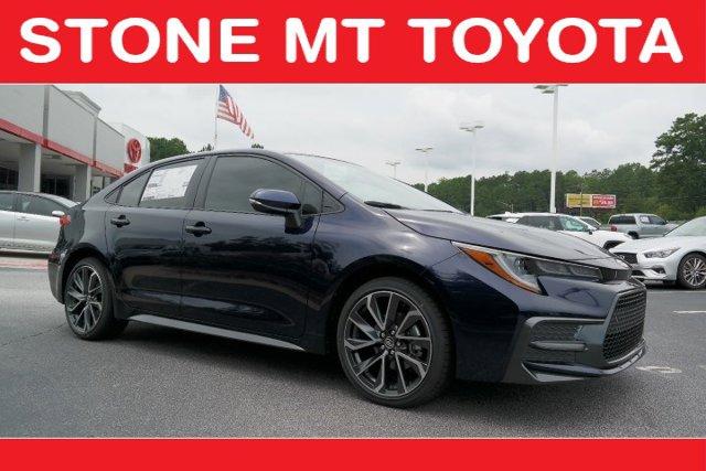 New 2020 Toyota Corolla in Lilburn, GA
