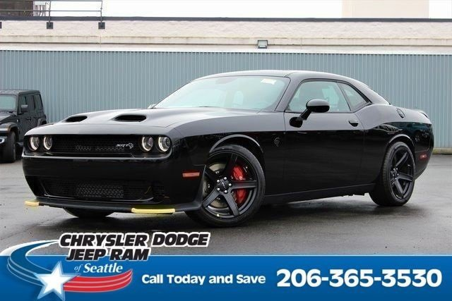 New 2020 Dodge Challenger in Seattle, WA