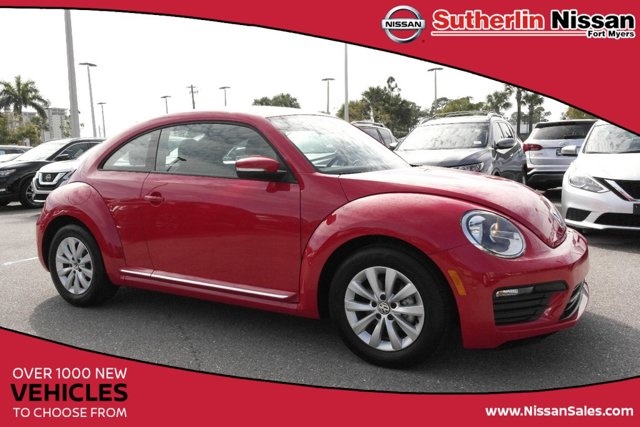 Used 2019 Volkswagen Beetle in Fort Myers, FL