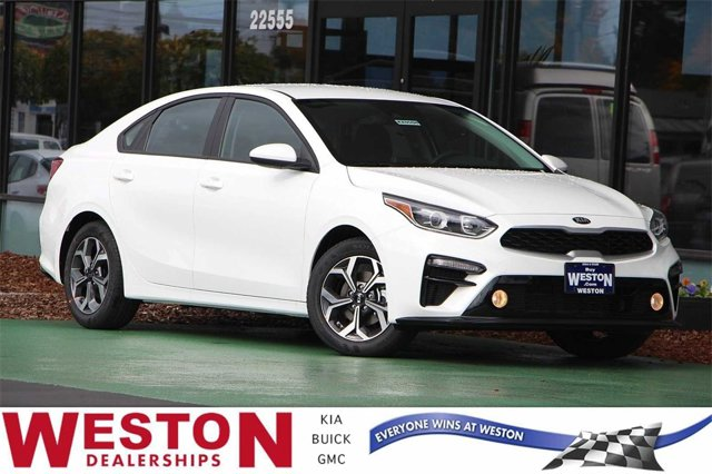 New 2020 KIA Forte in Gresham, OR