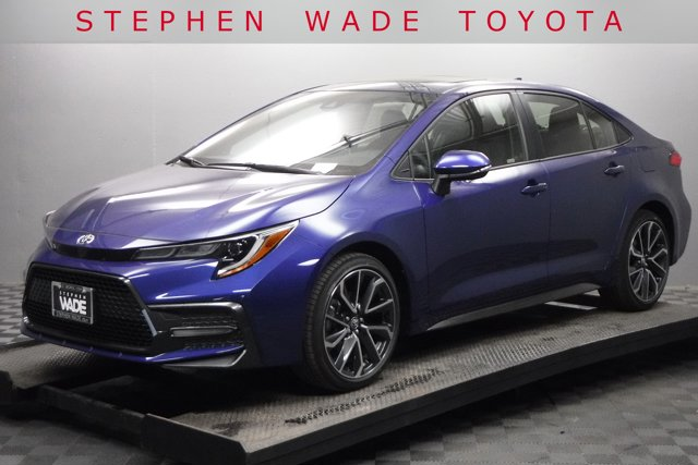 New 2020 Toyota Corolla in St. George, UT