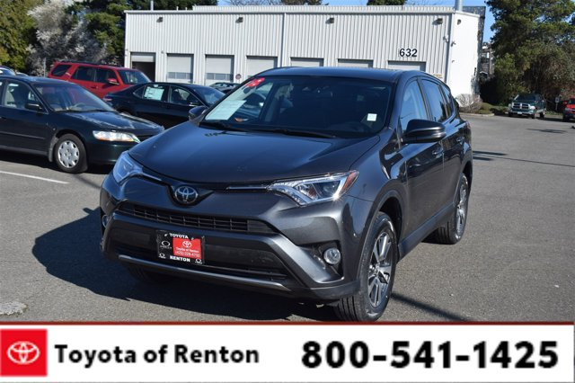 Used 2018 Toyota RAV4 in Renton, WA