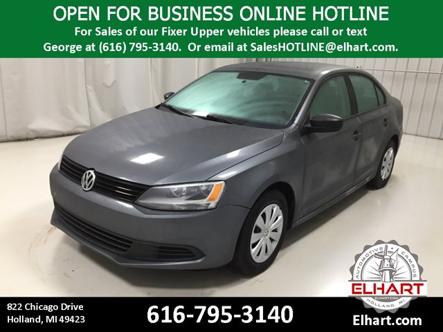 Used 2014 Volkswagen Jetta Sedan in Holland, MI