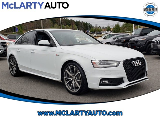 Used 2015 Audi S4 in Little Rock, AR