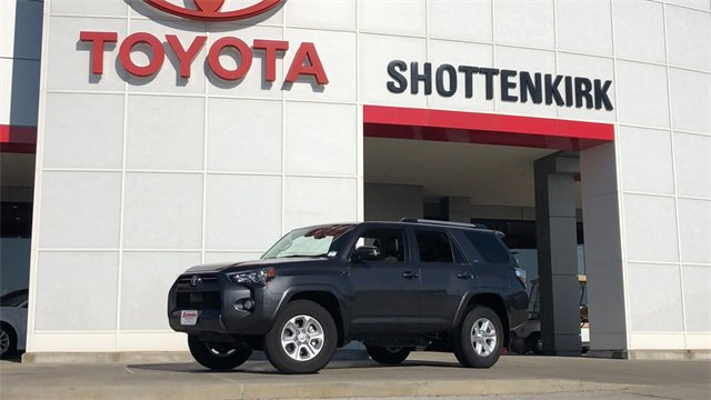 New 2020 Toyota 4Runner in Quincy, IL