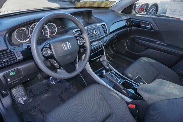 Used 2017 Honda Accord Sedan LX CVT