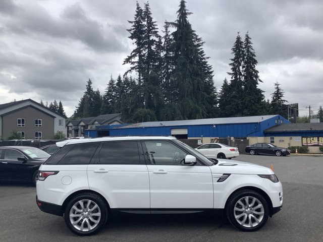 Used 2016 Land Rover Range Rover Sport 4WD 4dr V6 HSE