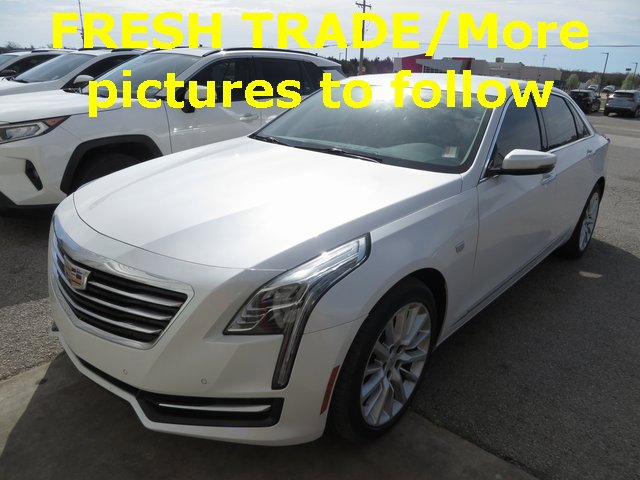 Used 2016 Cadillac CT6 in Ardmore, OK