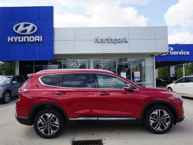 New 2020 Hyundai Santa Fe in Covington, LA